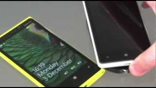 Nokia LUMIA 820 Tips And Tricks(Removing Back Cover)