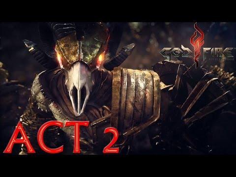 Godfire Rise of Prometheus: playthrough ACT 2