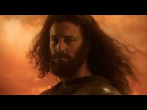 Bitky staroveku - Caesar legendarne obliehanie Alesie