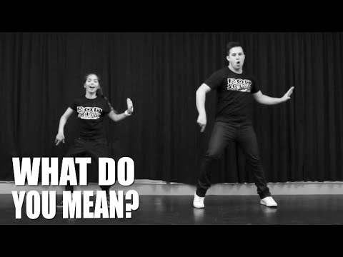 WHAT DO YOU MEAN? - Justin Bieber Dance Choreography | Jayden Rodrigues