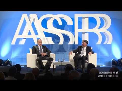 Andrew Stevens, Managing Director IBM - Meet the CEO (Full Interview)