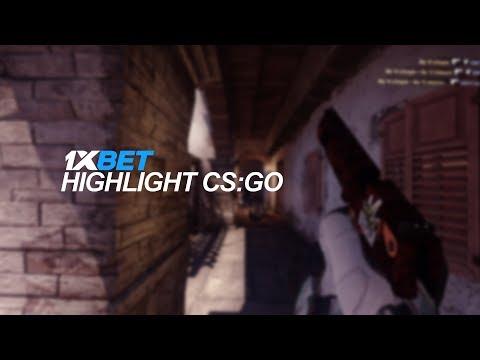 CS:GO ESL Pro League S7: s1mple vs EnvyUs highlight by 1xBet