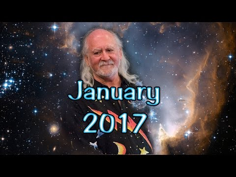 Rick Levine Astrology Forecast for January 2017