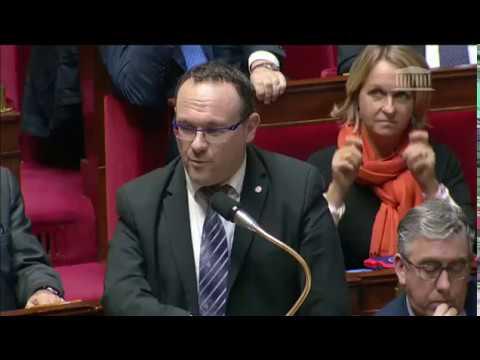 M. Damien Abad - Taxation des carburants