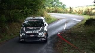 Vid�o Rallye des 100 Vall�es 2013 par Rallye-Concept (3915 vues)