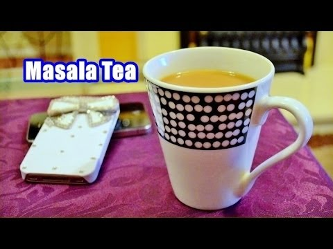 Masala Chai Recipe - Nepali Spiced Milk Tea!
