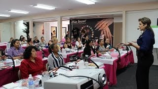 Mia Secret Academy Seminario De Uñas Acrílicas Y Gel