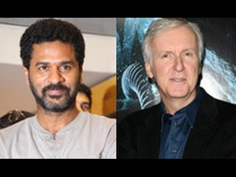 Prabhu Deva Questions James Camerons' 'Avatar' Title! | Hot Hindi Cinema News | Action Jackson, Ajay