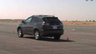Diesel v Hybrid: Mercedes ML320 Bluetec v Lexus RX 400h videos