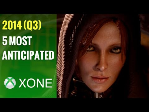 Top 5 Most Anticipated Xbox One Games 3rd Quarter 2014