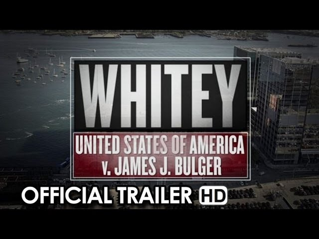 Whitey: United States of America v. James J. Bulger - Official Trailer (2014) HD