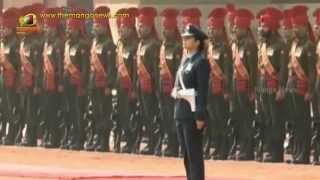 US President Obama receives Guard of Honour at Rashtrapati Bhavan | Pooja Thakur
