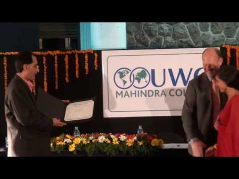 UWC Mahindra College Graduation Ceremony 22nd May 2013 Part2