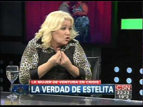 C5N - CHICHE EN VIVO: LA VERDAD DE ESTELITA VENTURA