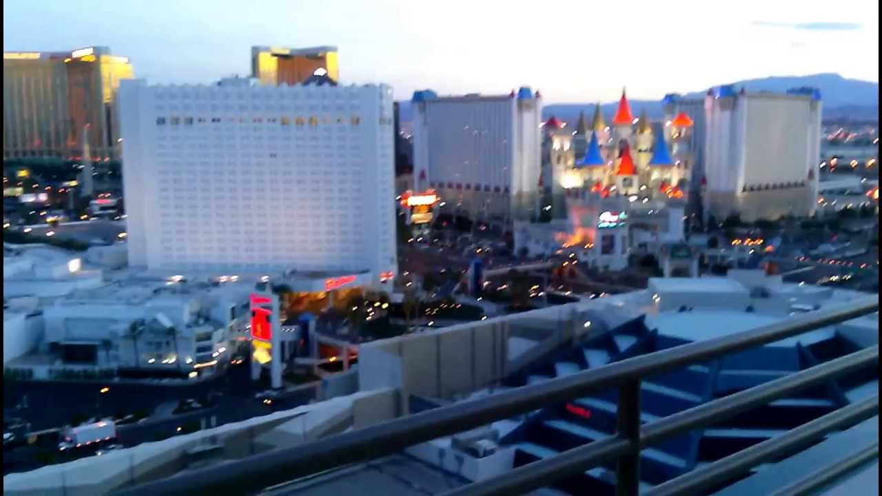 Mgm Skyline Terrace Suite Youtube