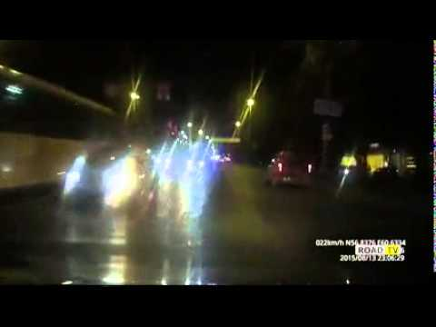 Необычная полицейская погоня в Екатеринбурге