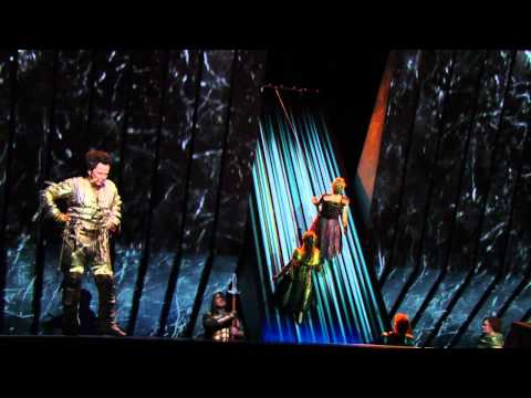 Met Opera: Captured Live in HD Wagner's Complete Ring Cycle encore season 2012