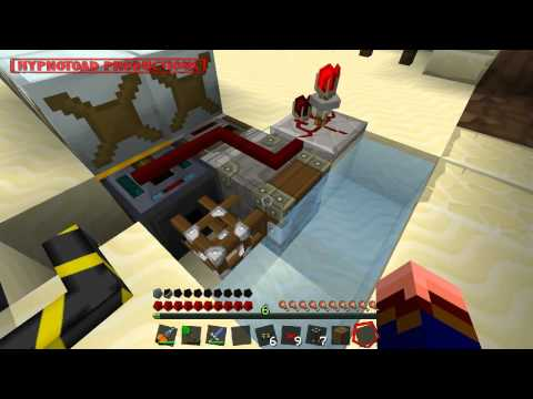 Minecraft: Industrial Revolution 3 - 29: V8 Engine