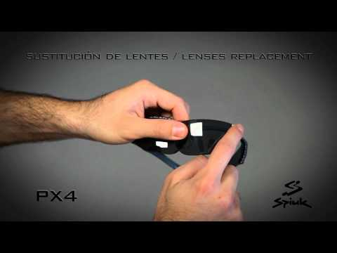 PX4 lenses change by Spiuk