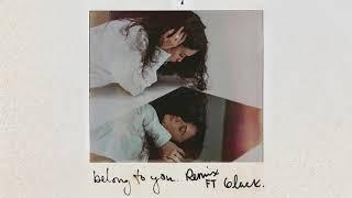 Sabrina Claudio -  Belong To You (ft. 6lack) [Remix]