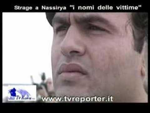 NASSIRYA PER NON DIMENTICARE - YouTube