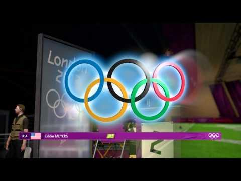 London 2012: The Official Video Game - Men's 25m Rapid Fire Pistol