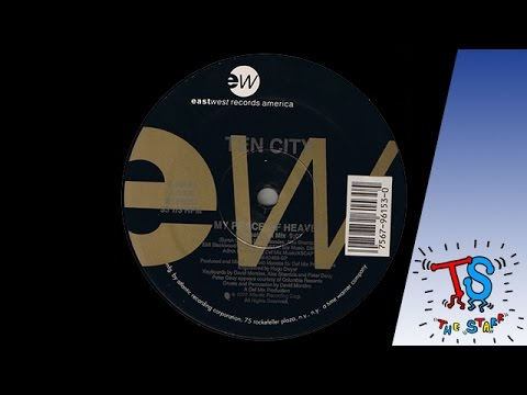 Ten City - My Peace of Heaven (International mix) / sound from vinyl 1992