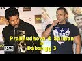 Prabhudheva & Salman to come together for 'Dabangg 3'?..