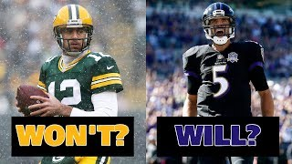 5 NFL Quarterbacks that WILL BE in the Hall of Fame and 5 That WON'T
