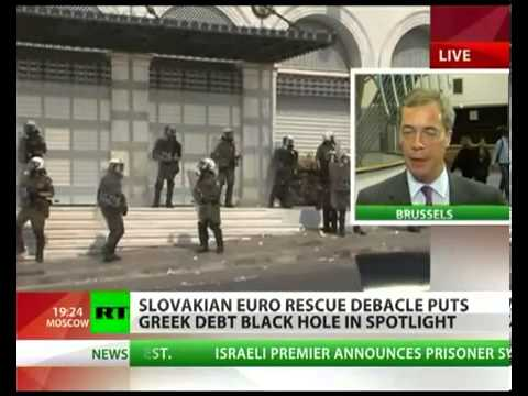 Nigel Farage on Serbia joining EU