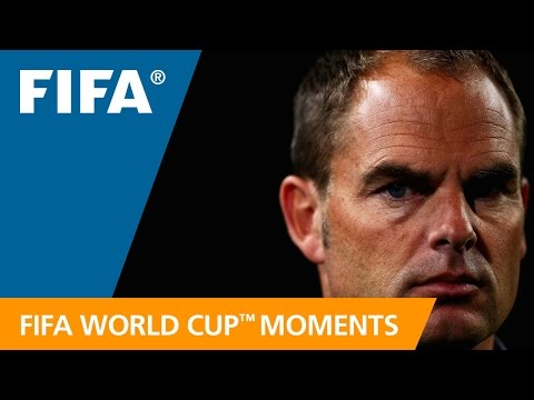 World Cup Moments: Frank de Boer