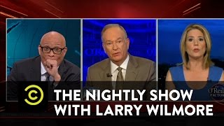 Bill O'Reilly's All-White Panel Debate on Racism