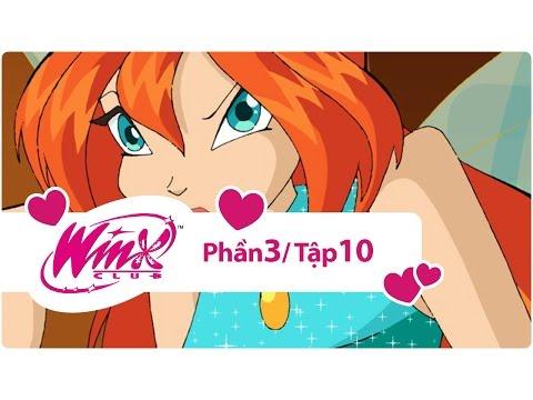 Winx Club - Phần 3 Tập 10 - Bão tối ở lâu đài trên mây - [trọn bộ]