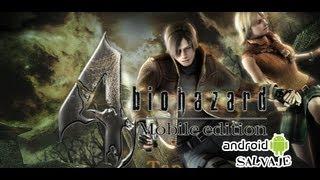 Resident Evil 4 Ahora En Tu Android Gameplay-Audio