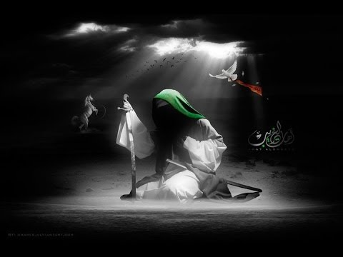 Imam Hussain (AS) in His Final Moments ᴴᴰ ┇ [EMOTIONAL]