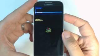 Samsung Galaxy S4 I9505 How To Reset Como Restablecer