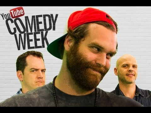 YouTube Comedy Week - Monday Rundown (#1)