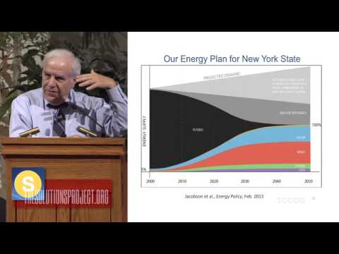 2-Tony Ingraffea 100% Renewable Energy : We're Moving Forward