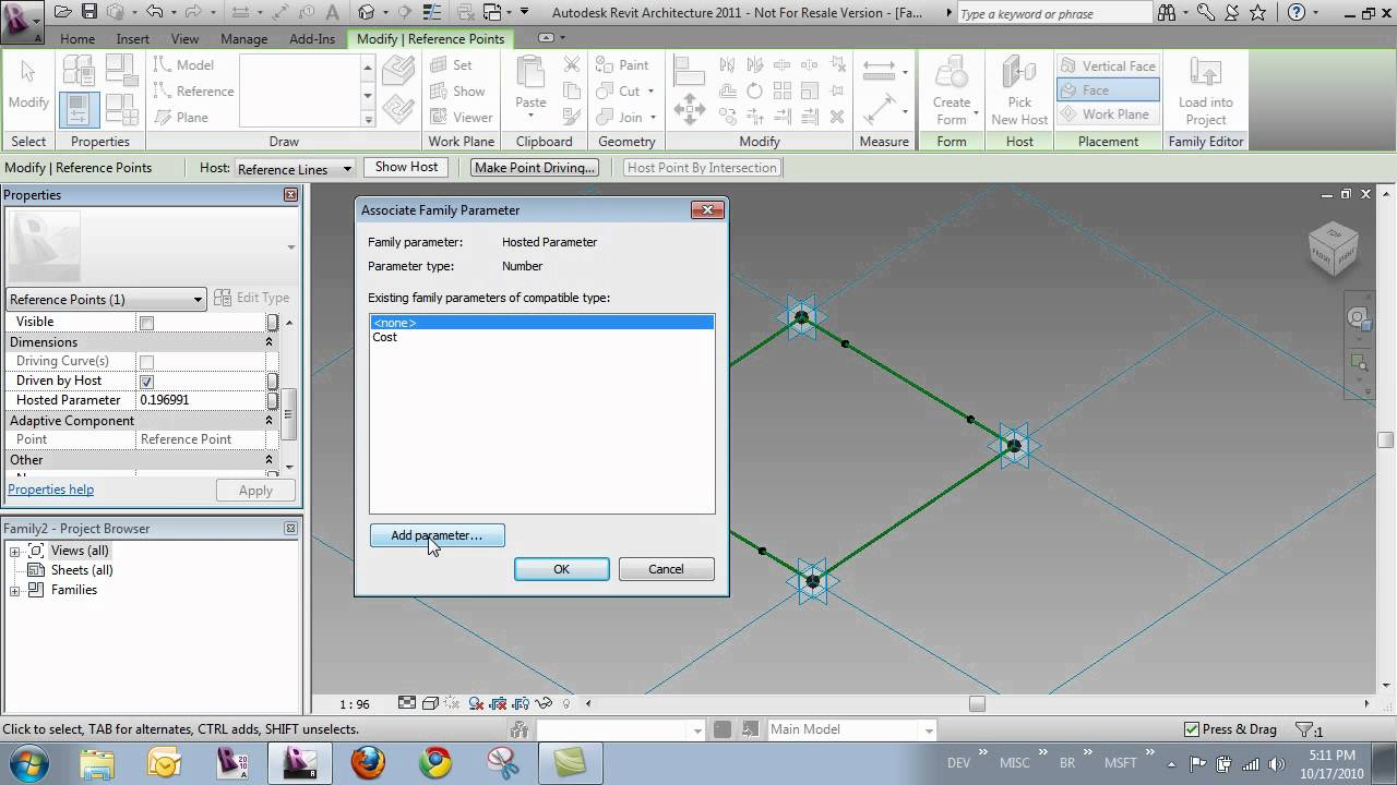 Creating a custom curtain panel in autodesk revit for Curtain creator software