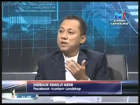 [Landskap RTM] Disebalik Kemelut Mesir - Sdr Kamaruzaman Mohamad & Ust Fathul Bari
