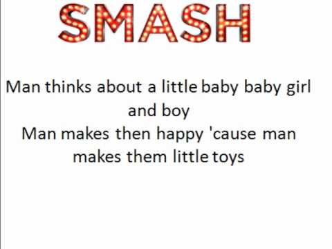It's a Man's World Smash w/ Lyrics