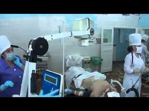 Стационар больницы 2 челябинск