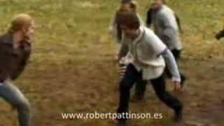 MTV Behind The Scenes Twilight (4 Mins)