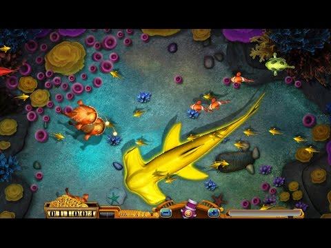 trò chơi Bắn Cá cu lỳ chơi game vui nhộn funny gameplay fiish shooting