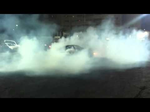 تسطريب ليبيا مصراته   the best BMW burnout for ever libya misrata
