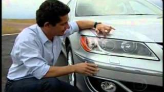 Auto Esporte Hyundai Azera 2011 videos