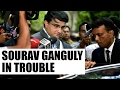 Sourav Ganguly faces allegation of ticket scam..