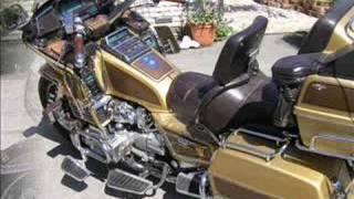 My 1985 Honda Goldwing Limited Editon