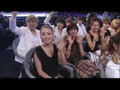 2010 SBS 가요대전 Gayo Daejun 101229 HD Part 1/2