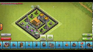 Clash Of Clans Beste Aufstellung Mit Rathaus Level 6 Best